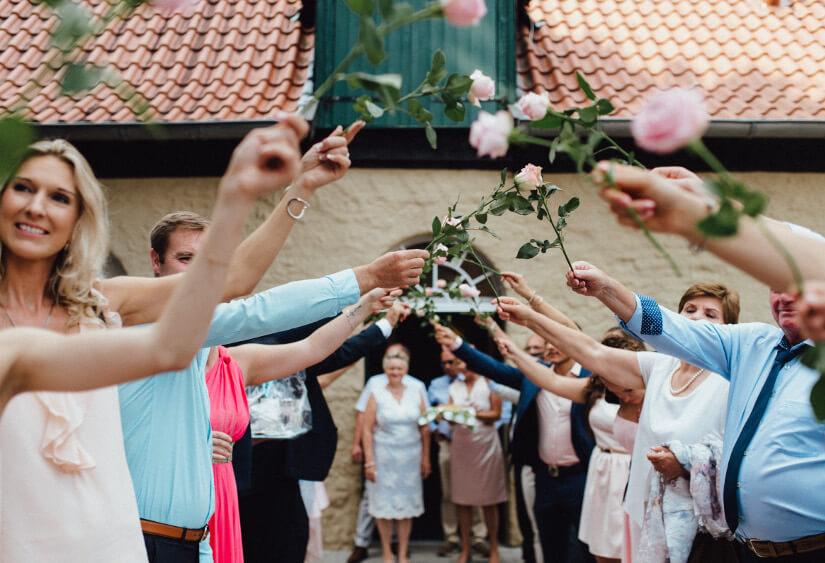 Hochzeit salz gedicht zur brot und Gedicht Zur
